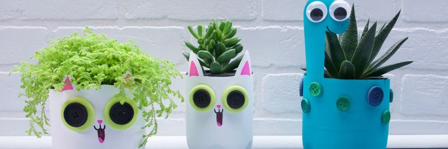 10 recycled craft ideas for kids