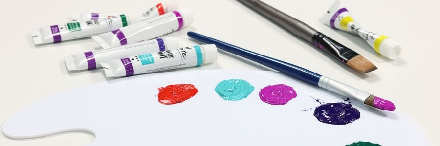 Beginner's guide: how to use gouache