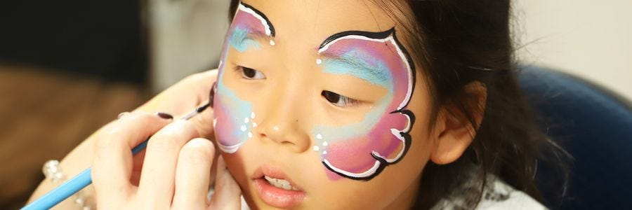 Your guide to Halloween face paint