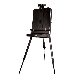 Black French Box Easel Signature