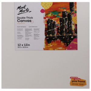 Canvas Double Thick Signature 30.5 x 30.5cm (12 x 12in)