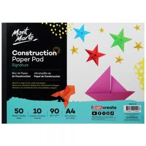Construction Pad Signature A4 (8.27 × 11.69 in) 50 Sheets