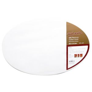 Double Thick Canvas Oval Signature 55.9 x 81.3cm (22 x 32in)
