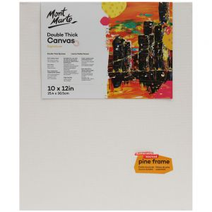 Double Thick Canvas Signature 25.4 x 30.5cm (10 x 12in)
