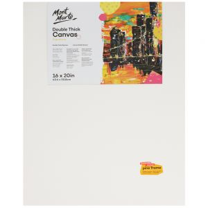 Double Thick Canvas Signature 40.6 x 50.8cm (16 x 20in)