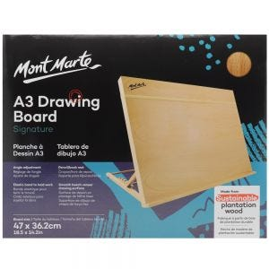 Drawing Board Signature A3 (18.5 x 14.2in)