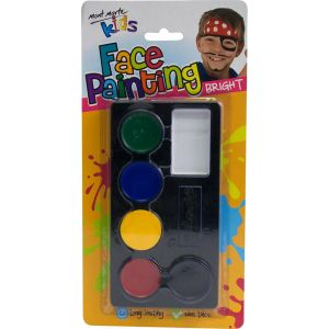 Kids Face Painting Set - Bright