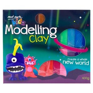 Kids Modelling Clay 24pce