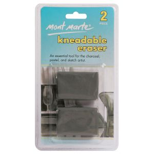 Kneadable Erasers 2pce
