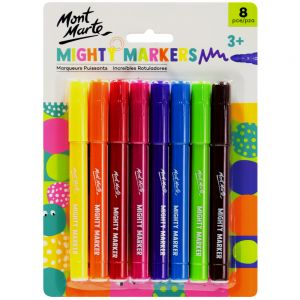 Mighty Markers 8pc