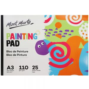 Painting Pad A3 110gsm 25 sheets