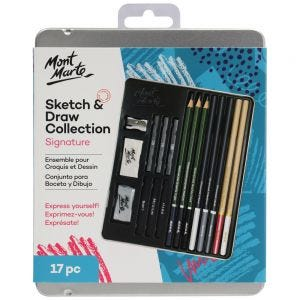 Sketch and Draw Collection Signature 17pc