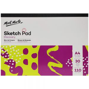 Sketch Pad Discovery A4 110gsm 30 Sheets