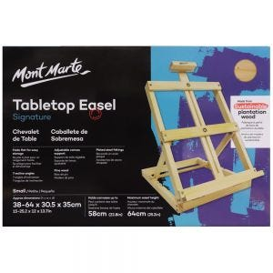 Tabletop Easel Signature - Small