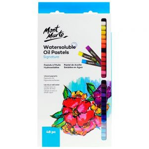 Watersoluble Oil Pastels Signature 48pc