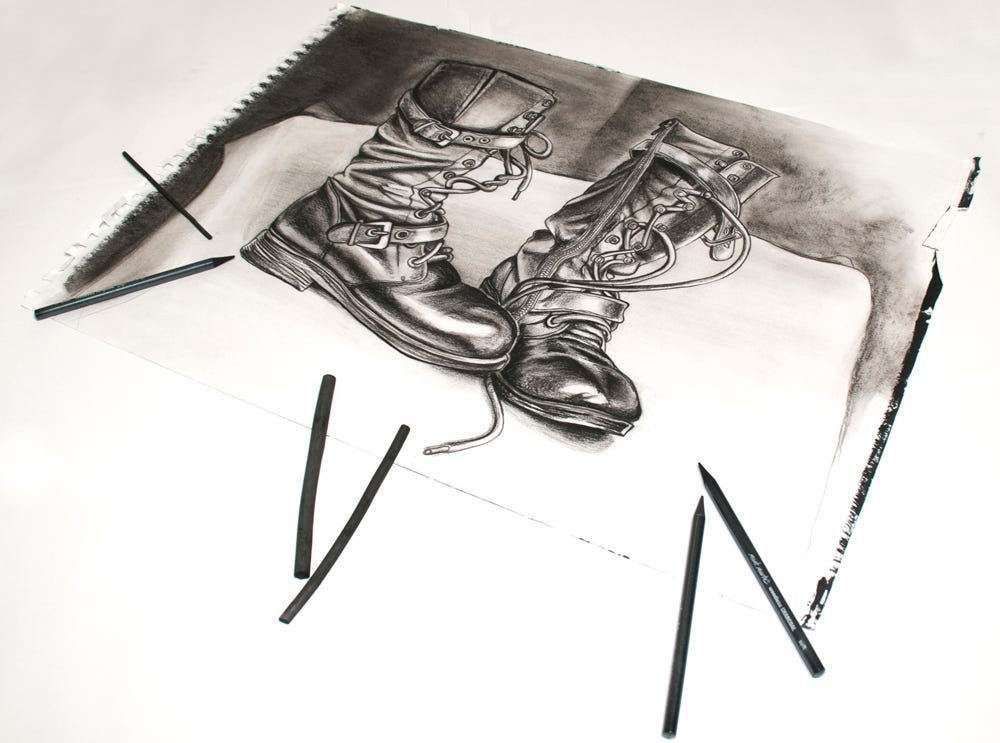 15 drawing ideas that anyone can try image 9