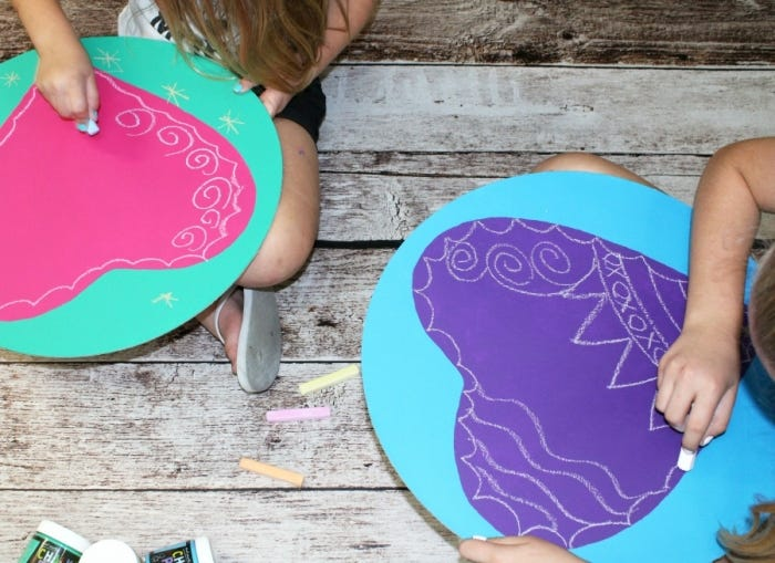 School holiday fun: easy craft ideas for kids image 0